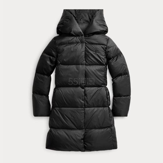 Ralph Lauren 拉夫劳伦 Quilted Down Coat 大童羽绒服 6.5(约959元) - 海淘优惠海淘折扣 55海淘网