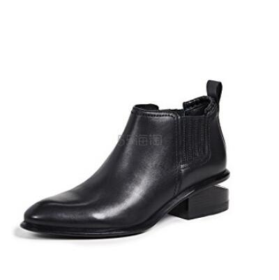 Alexander Wang Kori 断跟及踝靴 6.5(约2,902元) - 海淘优惠海淘折扣|55海淘网