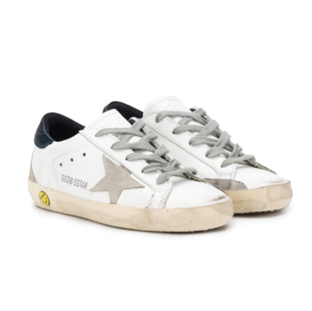 GOLDEN GOOSE KIDS 童款小脏鞋