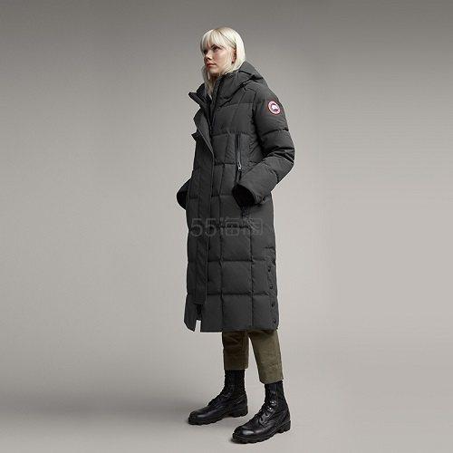 【返利1.44%】6期免息!CANADA GOOSE 加拿大鹅 Elmwood 派克大衣 3815L