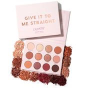 Colourpop 眼影盘 GIVE IT TO ME STRAIGHT