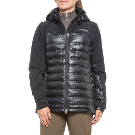 码全双色可选~Columbia 哥伦比亚 Heatzone 1000 TurboDown 女款羽绒外套 9.99(约1,403元) - 海淘优惠海淘折扣|55海淘网