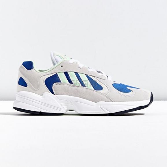 低至4折!adidas 阿迪达斯 Yung-1 Sneaker 运动鞋