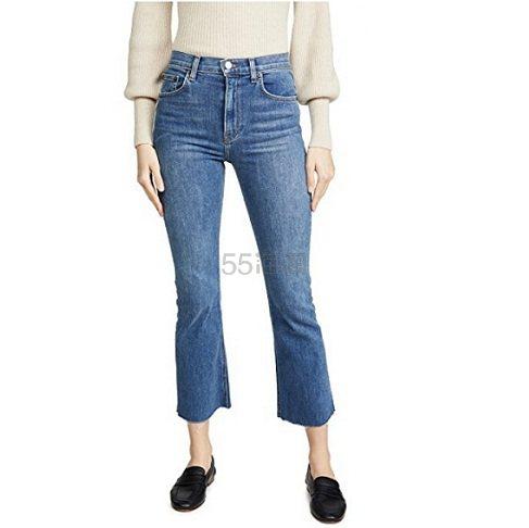 Reformation Jessie 微喇中长牛仔裤 (约687元) - 海淘优惠海淘折扣|55海淘网
