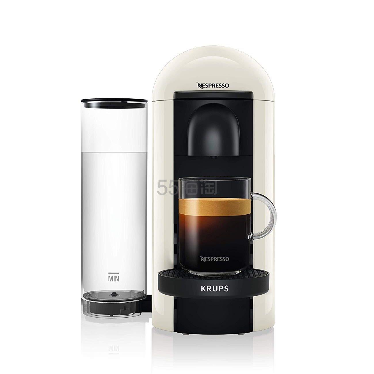 【中亚Prime会员】Nespresso Krups XN903140 胶囊咖啡机 到手价434元 - 海淘优惠海淘折扣 55海淘网