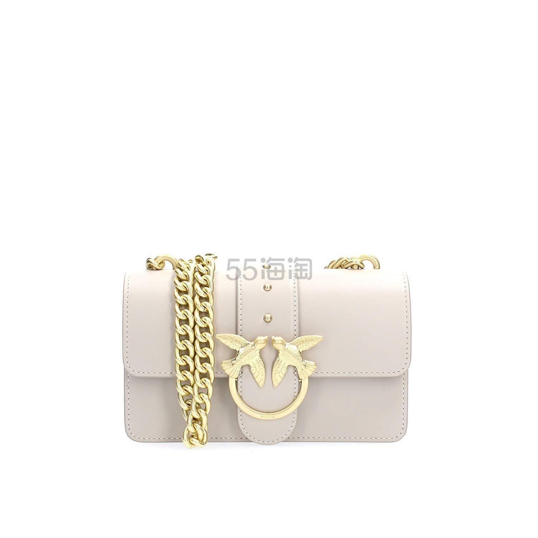 【中亚Prime会员】Pinko Mini Love Simply 4 真皮链条燕子包 到手价1371元 - 海淘优惠海淘折扣|55海淘网