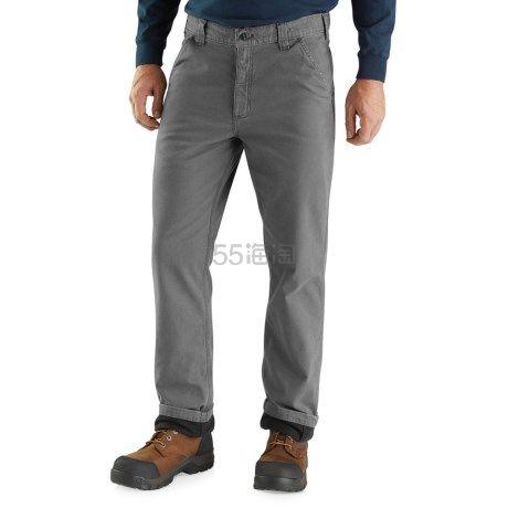 码全!Carhartt 103342 Rugged Flex Rigby 男士休闲户外长裤 .99(约210元) - 海淘优惠海淘折扣|55海淘网