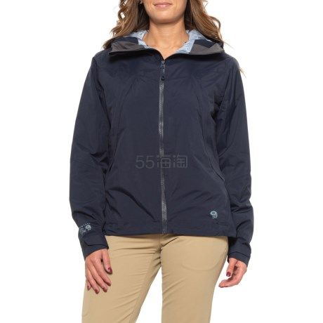 码全!Mountain Hardwear 山浩 Marauder 女款户外夹克 .99(约700元) - 海淘优惠海淘折扣|55海淘网