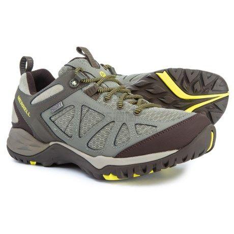 码全双色可选~Merrell 迈乐 Siren Sports Q2 女式徒步鞋