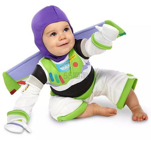 Disney 迪士尼 巴斯光年宝宝服装套装 .46(约171元) - 海淘优惠海淘折扣|55海淘网