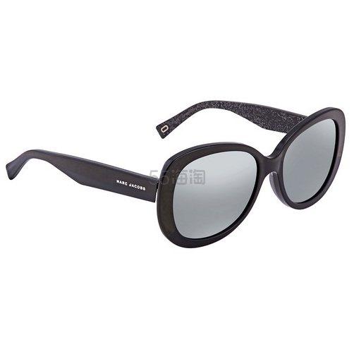 【55专享】Marc Jacobs 马克·雅可布 黑框太阳镜