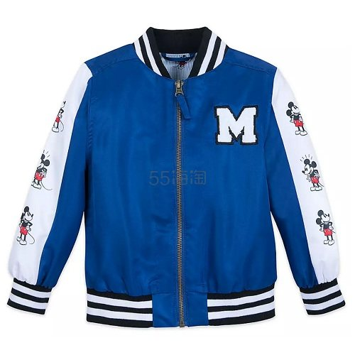 Disney 迪士尼 米奇男孩夹克外套