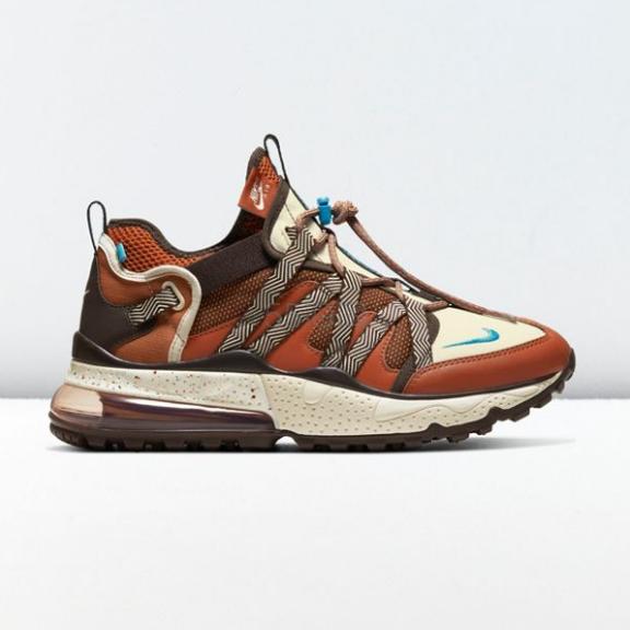 新品!Nike 耐克 Air Max 270 Bowfin 运动鞋 0(约1,121元) - 海淘优惠海淘折扣|55海淘网