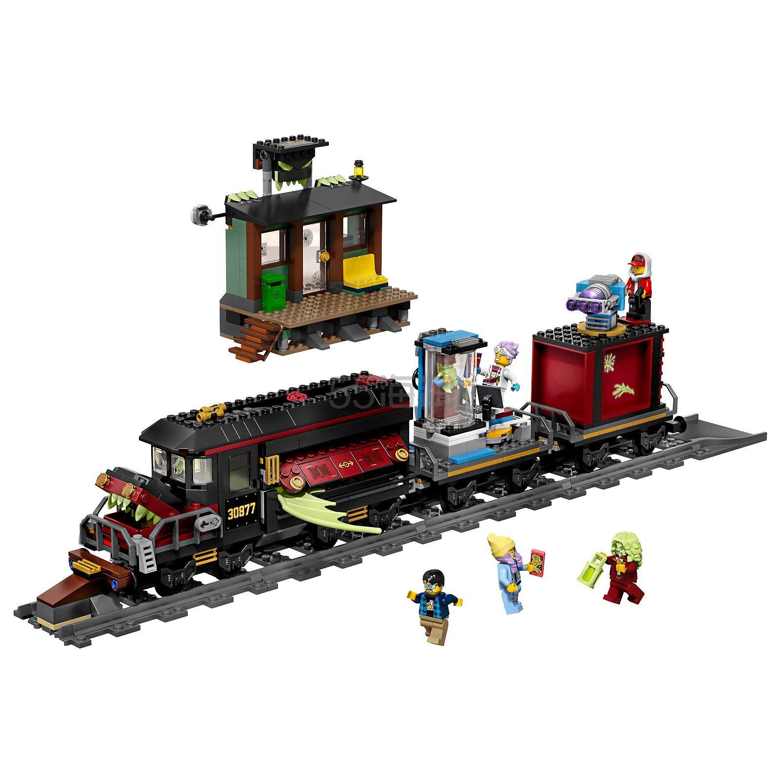 8折!LEGO 乐高 Hidden Side 系列列车 £69.99(约491元) - 海淘优惠海淘折扣|55海淘网