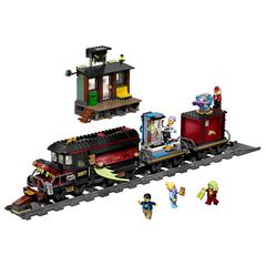 8折!LEGO 乐高 Hidden Side 系列列车