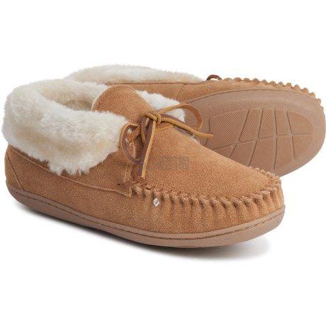 Minnetonka Judy Junior 女款毛毛短靴 .99(约207元) - 海淘优惠海淘折扣|55海淘网
