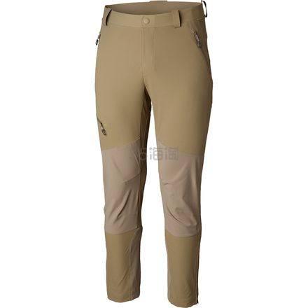 4.6折!码全!Columbia 哥伦比亚 Titanium Titan Trekker 男款户外徒步登山长裤 .98(约385元) - 海淘优惠海淘折扣|55海淘网