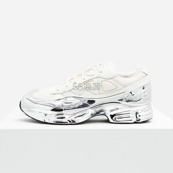 ADIDAS X RAF SIMONS 合作款 Rs Ozweego 白色运动鞋 0(约2,804元) - 海淘优惠海淘折扣 55海淘网