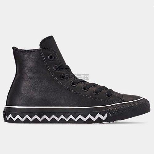 【额外7.5折】Converse 匡威 All Star Massion V 女子皮面板鞋 (约386元) - 海淘优惠海淘折扣|55海淘网