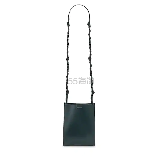 JIL SANDER 小号TANGLE皮革单肩包 0(约5,464元) - 海淘优惠海淘折扣|55海淘网