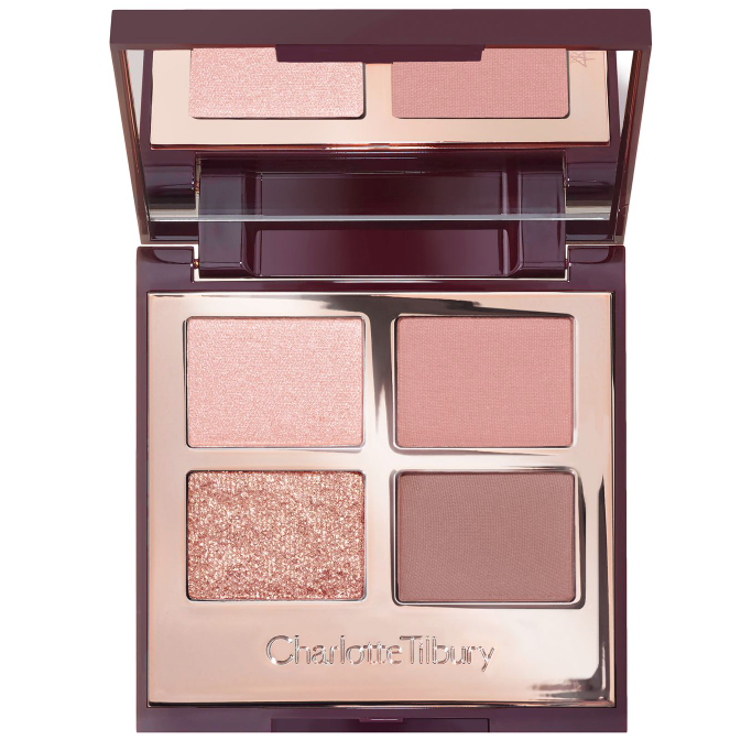 Cult Beauty:Charlotte Tilbury CT 眼影盘 试色合辑
