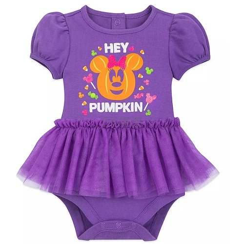 Disney 迪士尼 米妮宝宝紫色连体衣 .99(约42元) - 海淘优惠海淘折扣 55海淘网