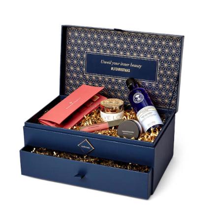 Lookfantastic 圣诞宝盒 内含10件正装产品 £100(约900元) - 海淘优惠海淘折扣|55海淘网