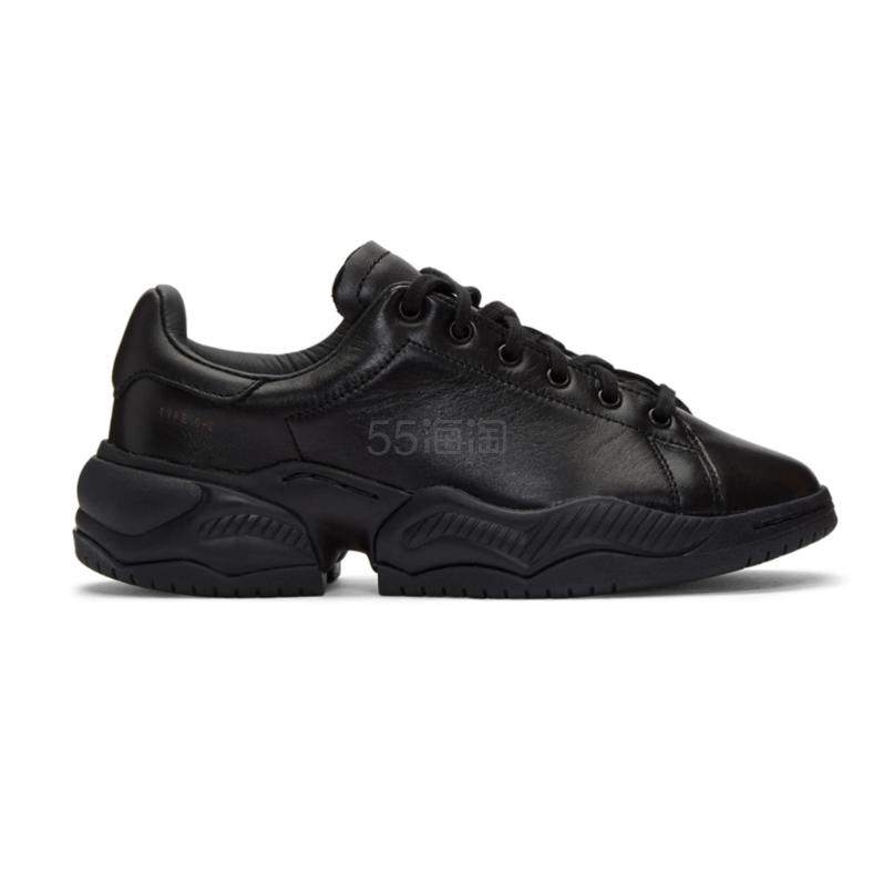OAMC X adidas Originals Type O-2R 黑色运动鞋 0(约1,750元) - 海淘优惠海淘折扣|55海淘网