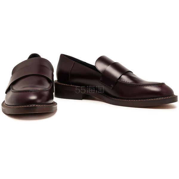 Marni Glossed-leather 乐福鞋 2(约2,533元) - 海淘优惠海淘折扣|55海淘网