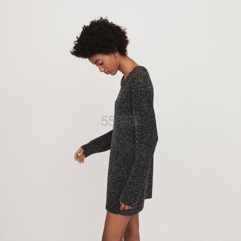 Maje 亮片卫衣裙连衣裙 2.5(约1,837元) - 海淘优惠海淘折扣|55海淘网