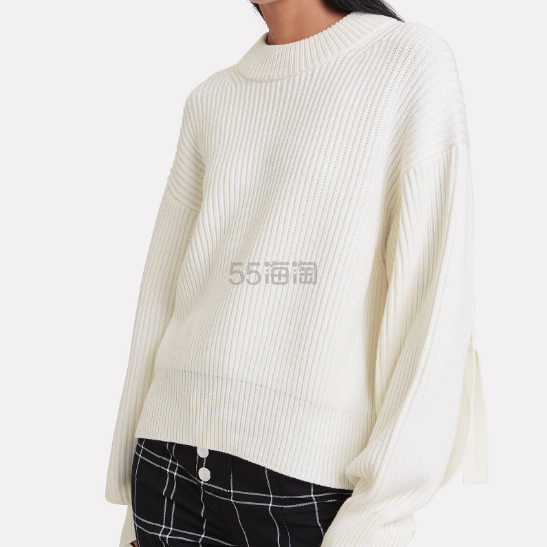 Helmut Lang 羊毛基础温柔毛衣 9(约1,673元) - 海淘优惠海淘折扣|55海淘网