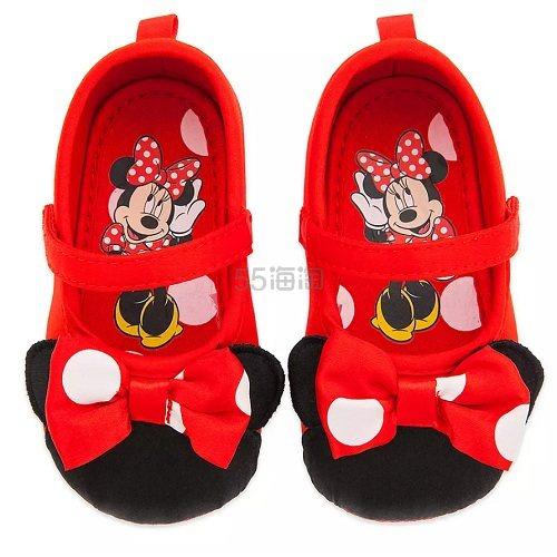 Disney 迪士尼 米妮红色宝宝鞋 .96(约49元) - 海淘优惠海淘折扣 55海淘网