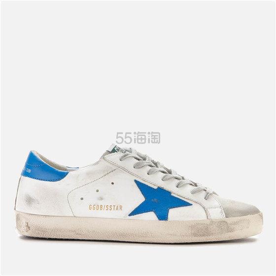 【一双免邮+限时税补】Golden Goose 男款星星小脏鞋 ¥2,064 - 海淘优惠海淘折扣|55海淘网