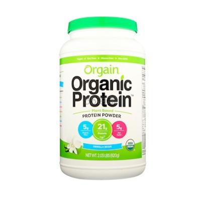 【2罐0税免邮】Orgain 有机植物蛋白粉 香草豆味 920g .52(约277元) - 海淘优惠海淘折扣|55海淘网