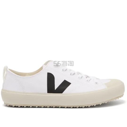 37码及以上有货~VEJA Nova 女款帆布鞋 €47.7(约374元) - 海淘优惠海淘折扣|55海淘网