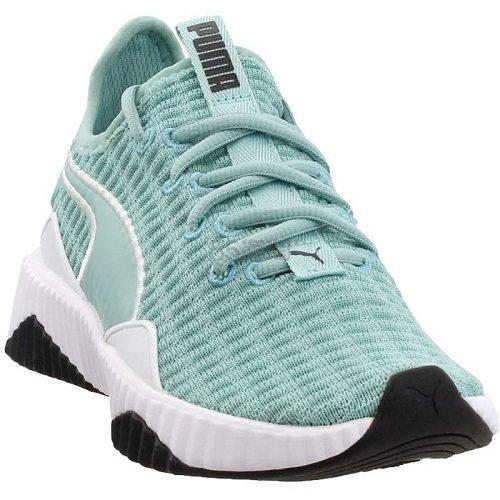 Puma 彪马 Defy 薄荷绿色运动鞋 .95(约384元) - 海淘优惠海淘折扣|55海淘网