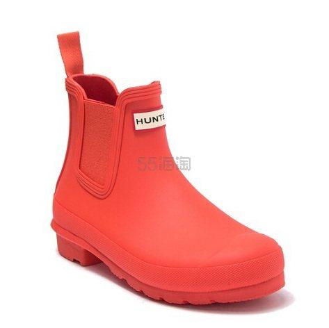 Hunter Original 女款短款雨靴 .97(约559元) - 海淘优惠海淘折扣|55海淘网