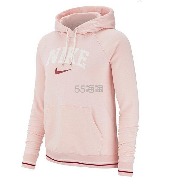 Nike Fleece Varsity Hoodie 女款卫衣 .97(约258元) - 海淘优惠海淘折扣|55海淘网
