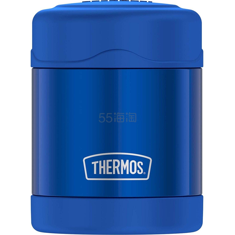 【中亚Prime会员】Thermos 膳魔师 Funtainer 不锈钢焖烧杯 300ml 蓝色款 到手价92元 - 海淘优惠海淘折扣 55海淘网