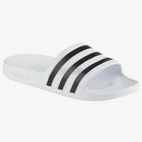 adidas Originals 三叶草 Adilette 女子澡堂拖 .99(约118元) - 海淘优惠海淘折扣|55海淘网