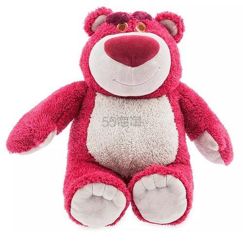 Disney 迪士尼 《玩具总动员3》草莓熊毛绒公仔 中号 .48(约80元) - 海淘优惠海淘折扣|55海淘网