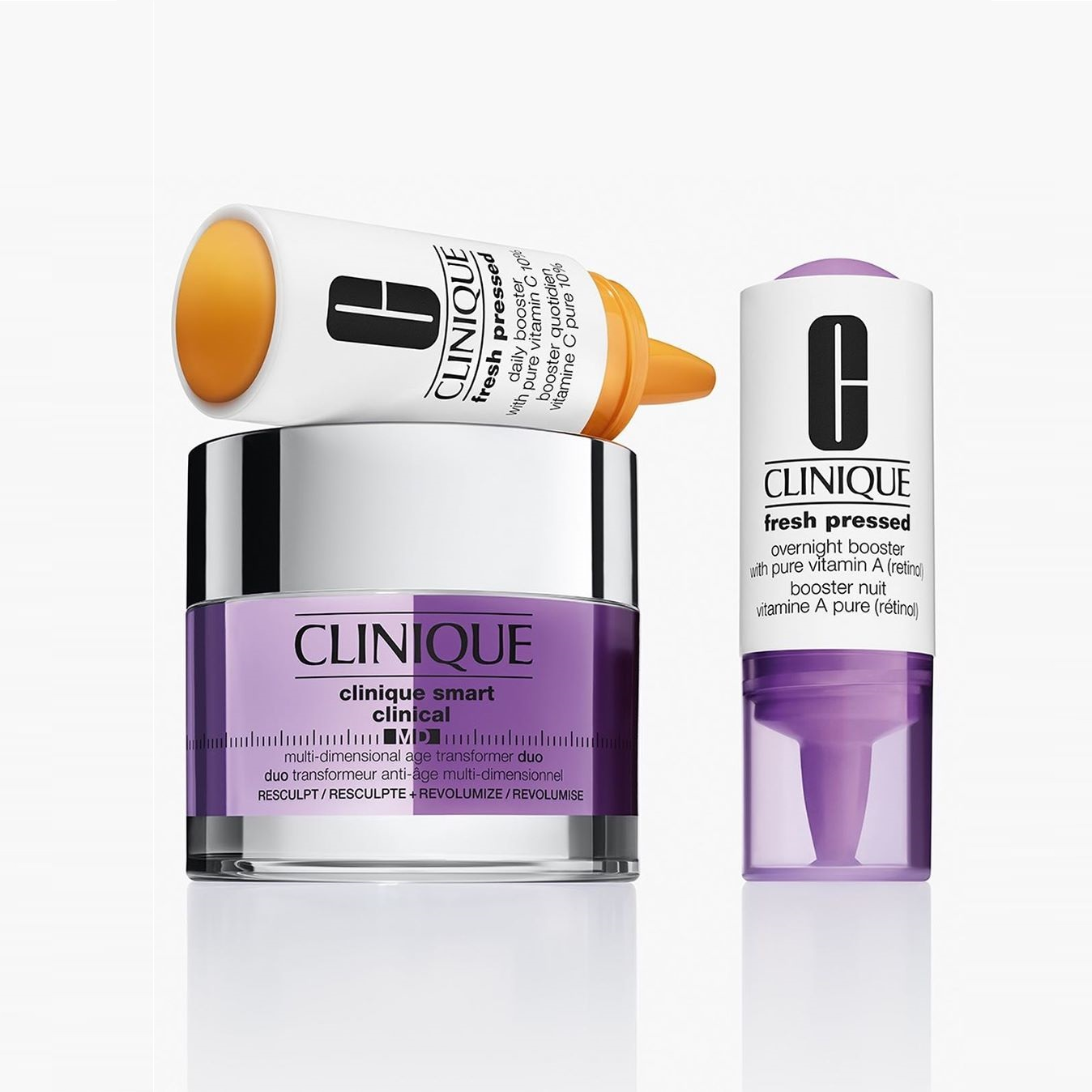 Nordstrom:Clinique 倩碧天才小黄油,透明啫喱面霜等等