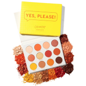 Colourpop 12色眼影盘 Yes Please