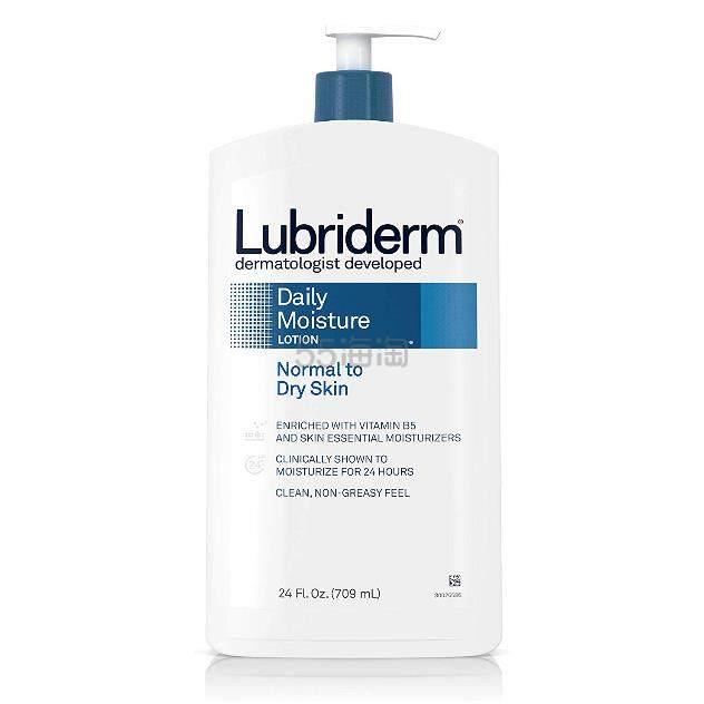 满¥213减¥70!【中亚Prime会员】Lubriderm 保湿滋润身体乳 无香型 709ml