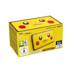 【中亚Prime会员】Nintendo 任天堂 New 2DS XL 手持游戏机皮卡丘限定版