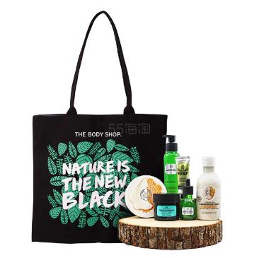 【55专享提前入场】价值8+赠礼!The Body Shop 黑五限量美妆洗护福袋 (约346元) - 海淘优惠海淘折扣|55海淘网
