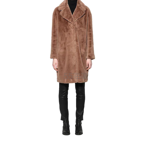 STAND CAMILLE柔软中长款大衣 7.4(约1,852元) - 海淘优惠海淘折扣|55海淘网