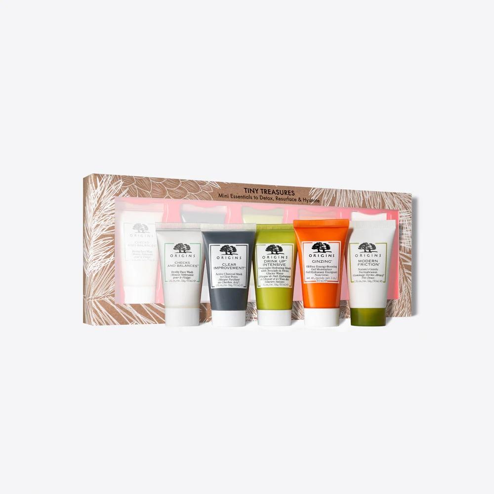 Mini Essentials To Detox, Resurface & Hydrate