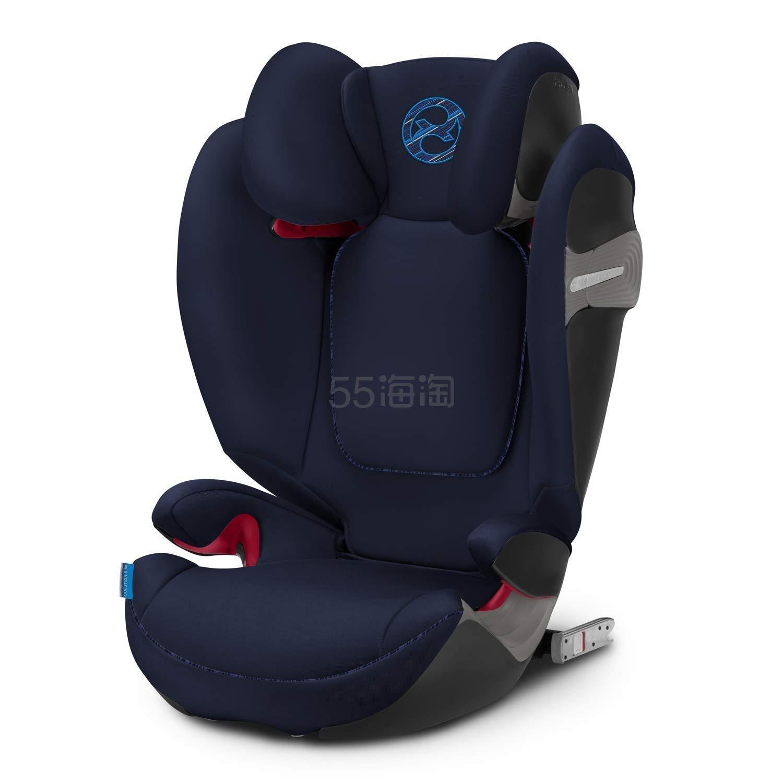 【中亚Prime会员】Cybex 赛百适 Solution S-fix 儿童汽车安全座椅 3-12岁 到手价1045元 - 海淘优惠海淘折扣|55海淘网