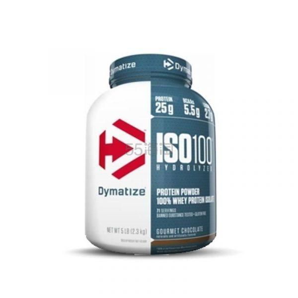 【送摇摇杯】Dymatize ISO 100 分离乳清蛋白质营养粉 5磅 巧克力味 ¥531 - 海淘优惠海淘折扣 55海淘网
